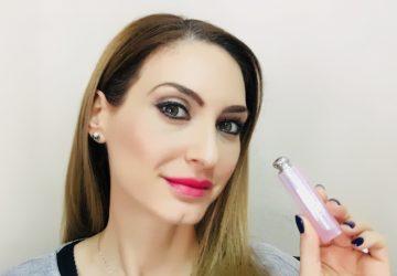 CMK & Dior Lip Glow