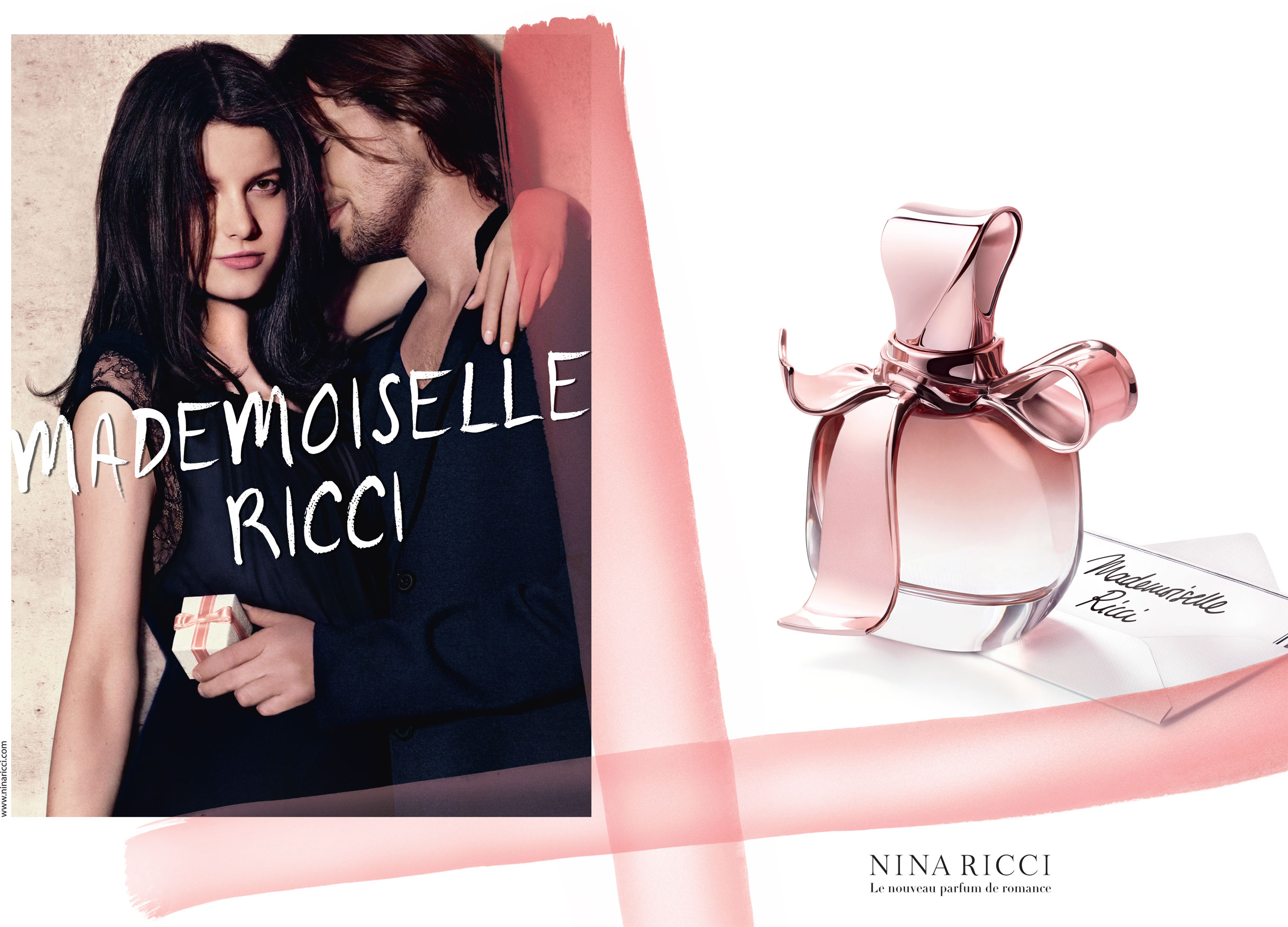 Mademoiselle Ricci. Nina Ricci for Women. Eau de Parfum - Secrets In Beauty