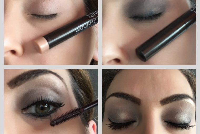 KORRES Volcanic Eye Step by Step