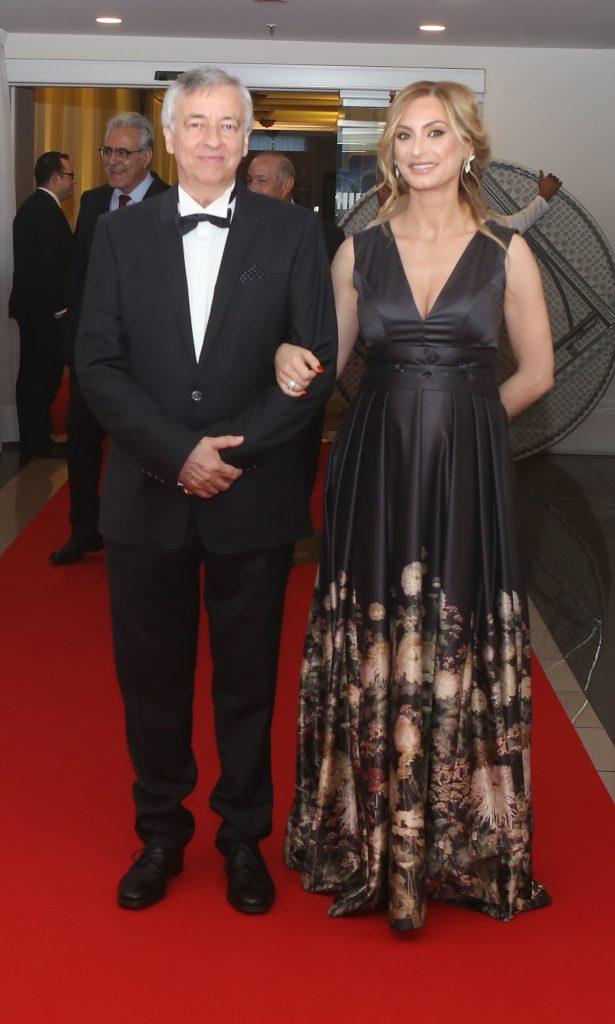 John Vickers & Christina Maria Kyriakidou