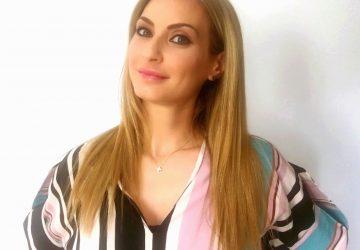 Christina Maria Kyriakidou Secrets in Beauty 16-22 July 2017