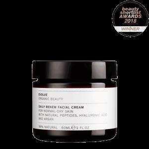 Evolve Organic Beauty Daily Renew Facial Cream