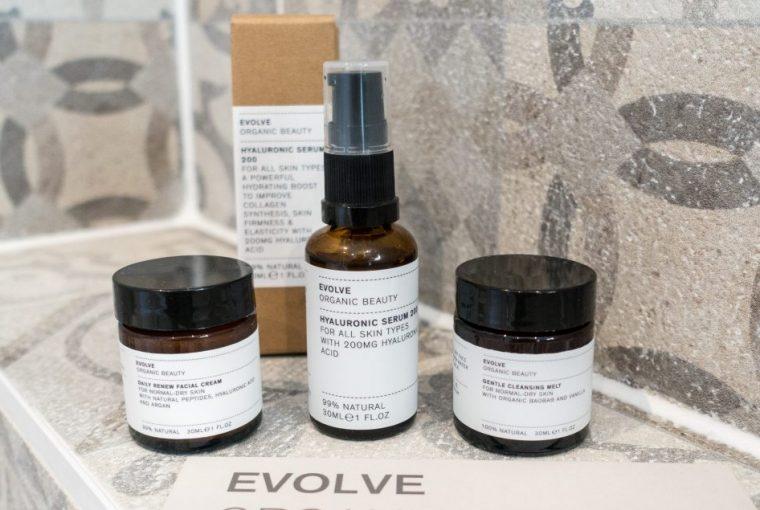 Evolve Organic Beauty Range
