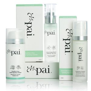Pai Skincare Vegan Products
