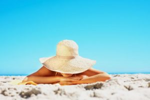 Secrets in Beauty Sun Protection