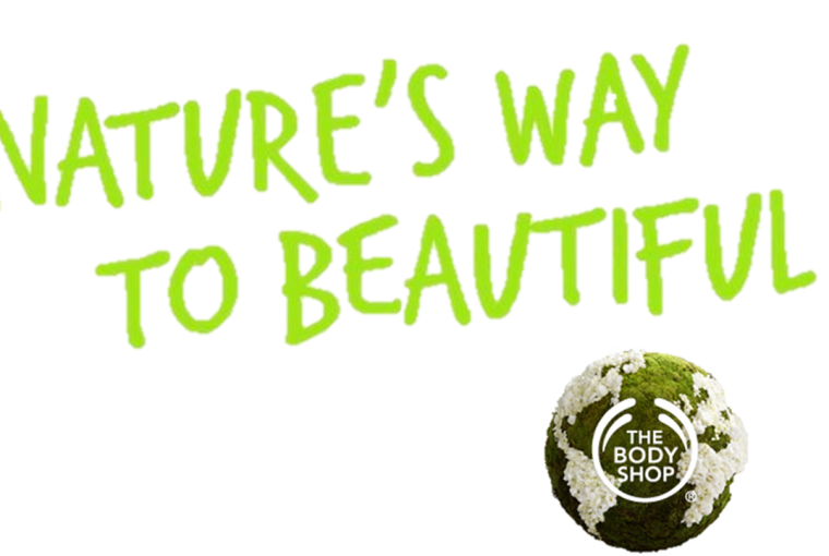 The Body Shop Nature's Way to Beautiful