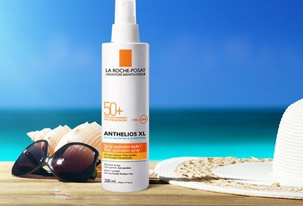 La Roche-Posay Anthelios XL Body Spray SPF 50+ By The Sea