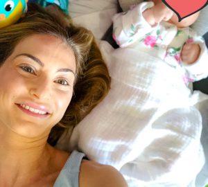 Christina Maria Kyriakidou & Baby Kyriakidou Play Date