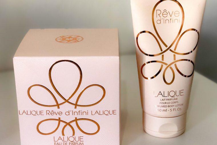 Lalique Rêve D'infini Eau De Parfum & Body Lotion