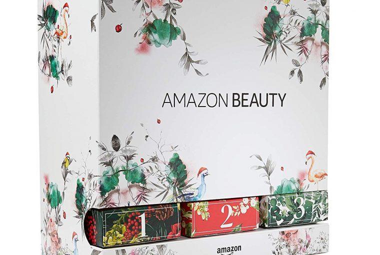 Amazon 2018 Beauty Advent Calendar