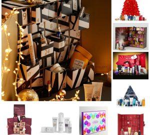 Beauty Advent Calendar Collage 2018