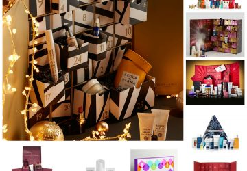 Beauty Advent Calendar Collage 2018