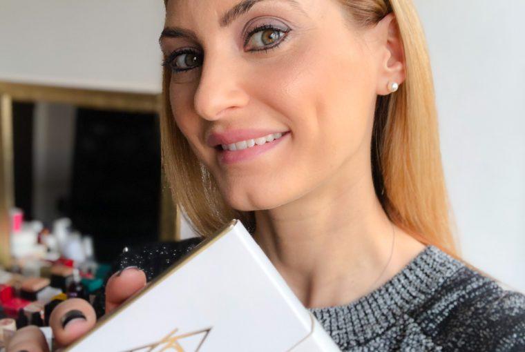 Christina Maria Kyriakidou & Alpha H Liquid Gold
