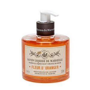 La Maison Du Savon Liquid Soap with Organic Olive Oil 330ml