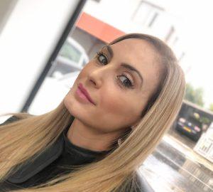 Christina Maria Kyriakidou Hair Cut