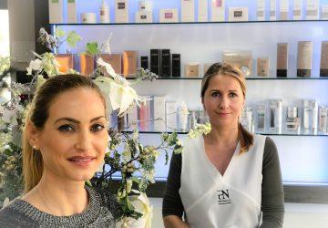 Christina Maria Kyriakidou At Monika Institut De Beaute