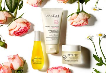Decleor Harmonie Calm Organic Skincare For Sensitive Skin