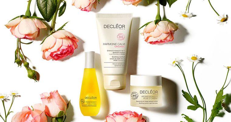 Decleor Harmonie Calm Organic Skincare For Sensitive Skin