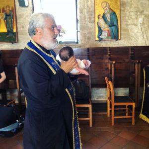 Pater Michalis & Athina Eleni Kyriakidou