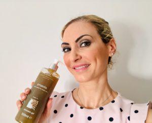 Christina Maria Kyriakidou SBC Propolis Skincare Gel