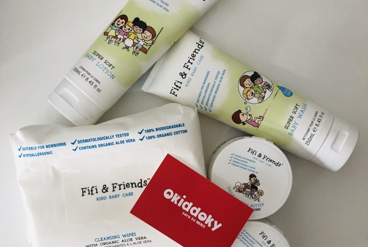 Fifi & Friends Available at Okiddoky Cyprus