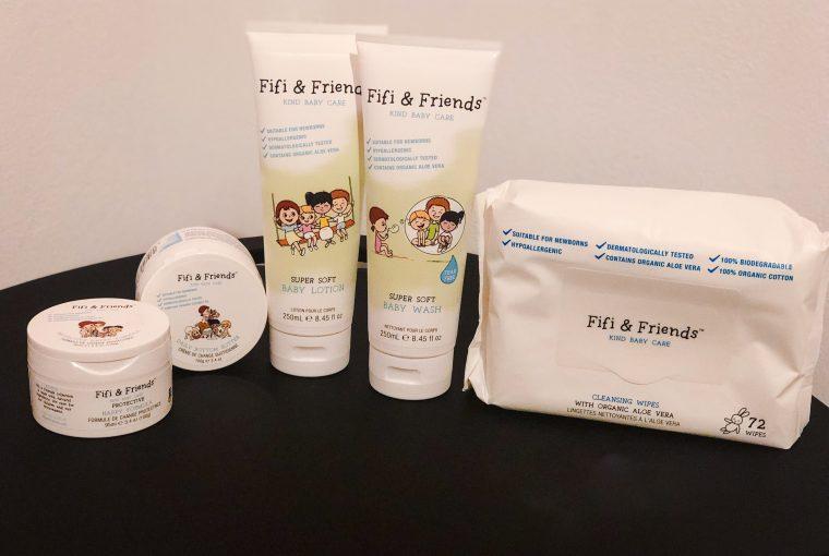 Fifi & Friends Kind Baby Care