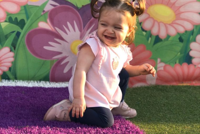 Athina Eleni at Carousel Nursery