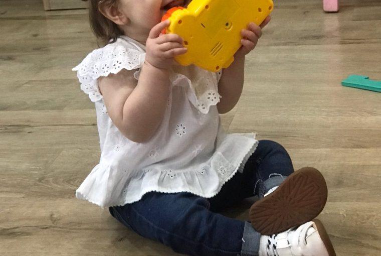 Athina Eleni at Nursery
