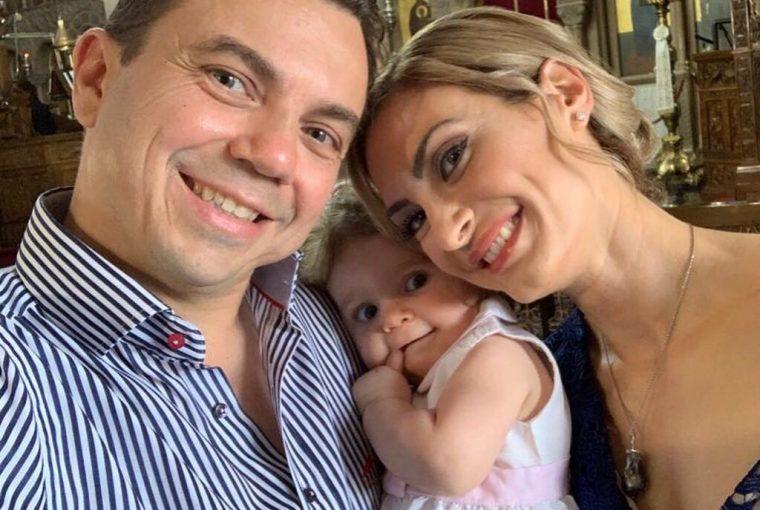 Christina Maria & Nicos Kyriakides with AE