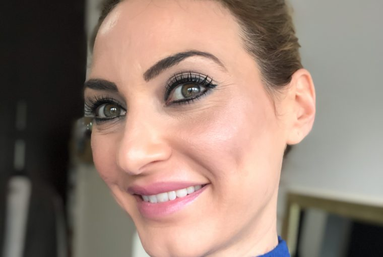 Christina Maria Kyriakidou Beauty Secrets