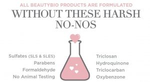 BeautyBio No Harsh Chemicals