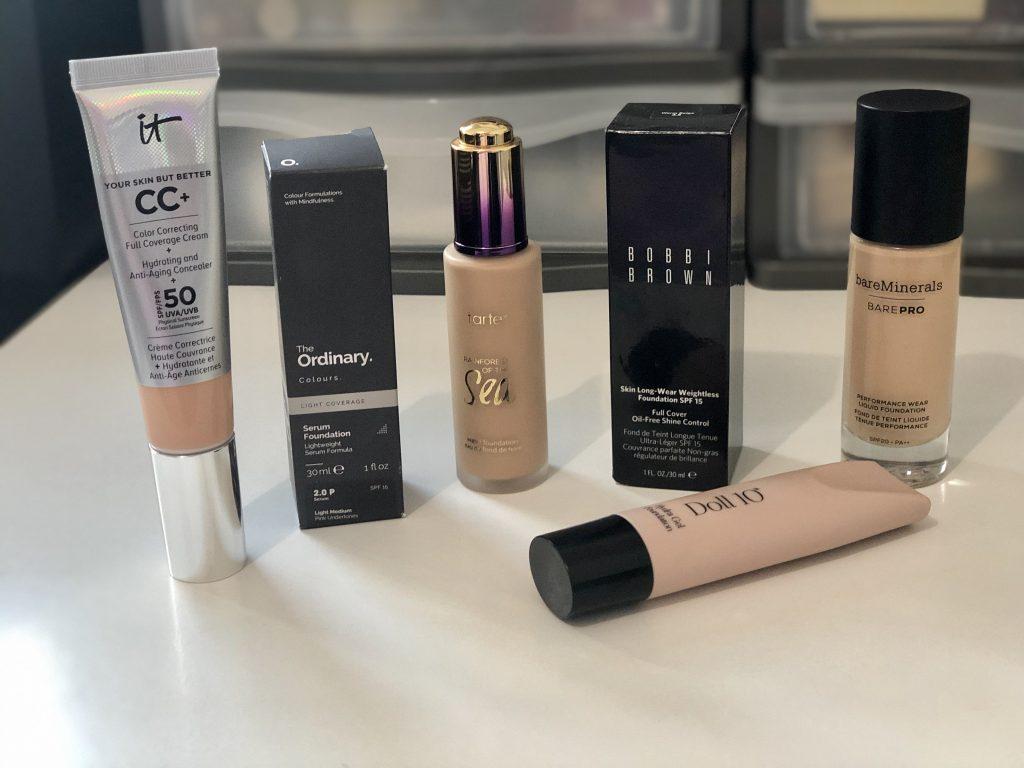 Secrets in Beauty Winter Foundation Choice