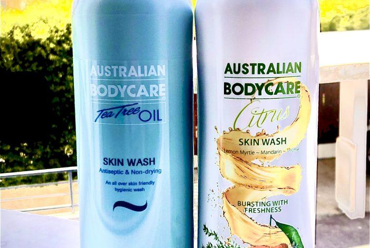 Australian Bodycare Tea Tree Skin Wash Secrets in Beauty
